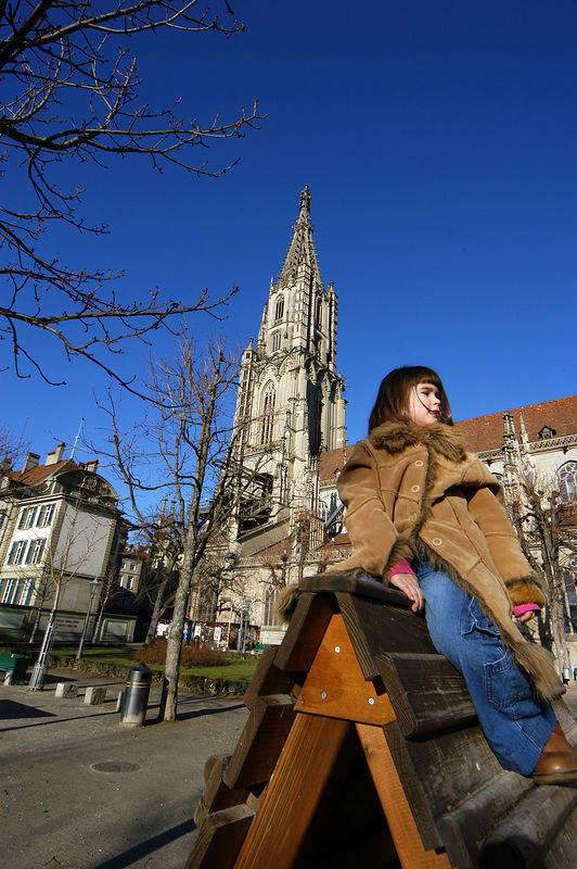 Iina & the Münster