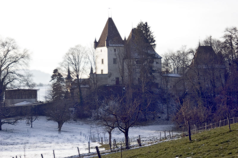 Worb Castle