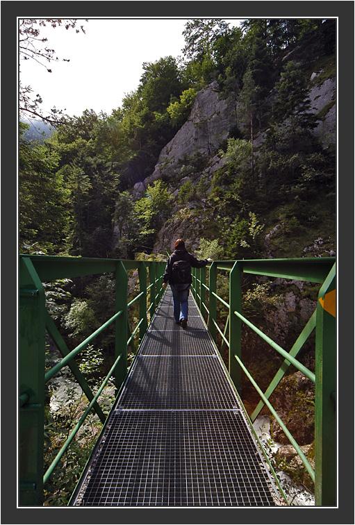 Riitta & Gilu in Switzerland, August 2004