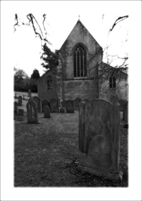 Middleton-in-Teesdale Graveyard