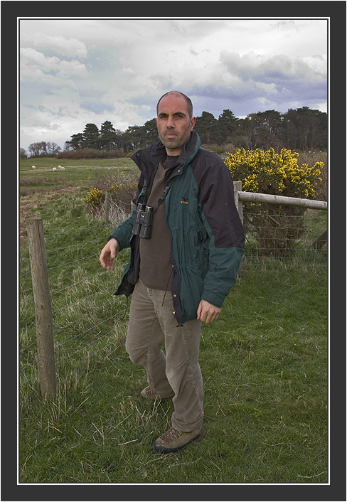 Professor Raphael Arlettaz (Berne University, Switzerland)<br /> <br /> Black Grouse Congress, Ruthin, North Wales, March 2005.