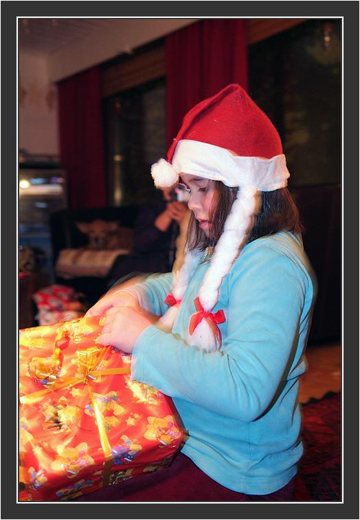 Christmas eve 2005.