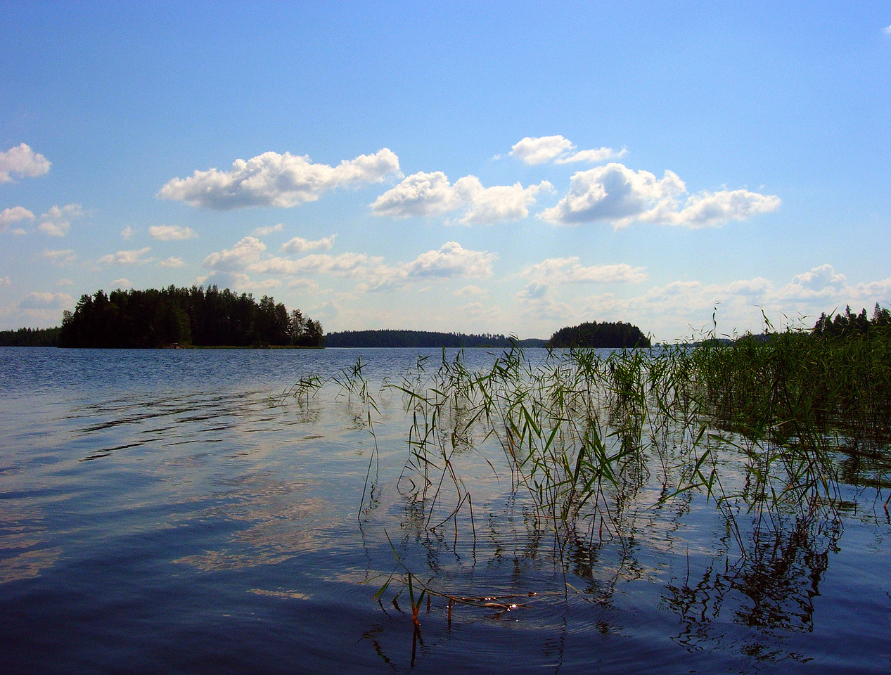 The Räisälänranta Scape.<br /> <br /> Everything has a beginning.