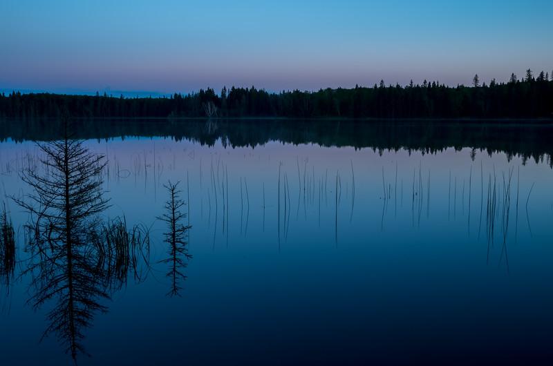 Calm at Lake Katherine