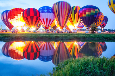 Foley Balloon Festival