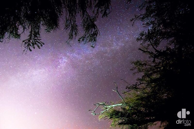 Usery Arizona Night Sky