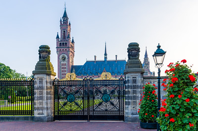 Peace Palace (International Court of Justice)