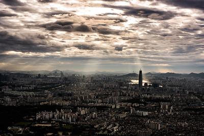 Cityscapes of Korea