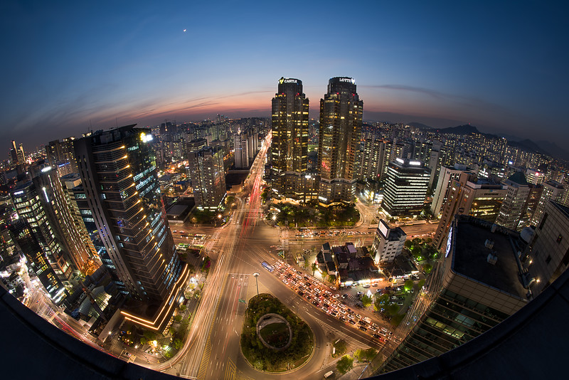 Seoul Nightscape