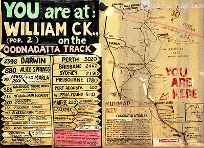 Where the hell is William Creek FS