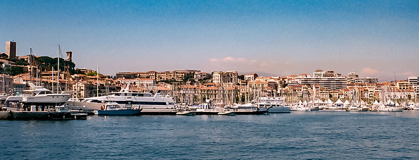 Cannes Harbor