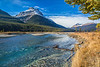Mount Amery, Athabasca River, Icefields Parkway, Banff National Park