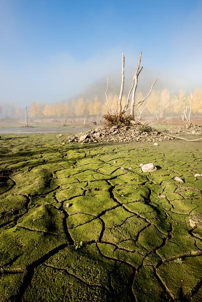 Cracked Reservoir
