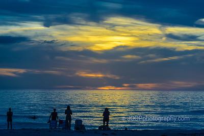 Sunset at Anna Maria Island