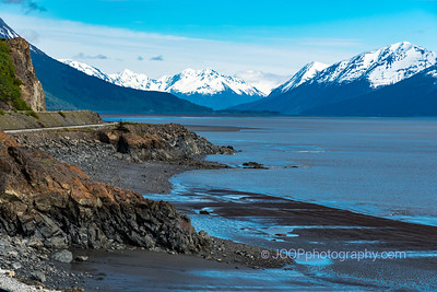 Chikaloon Bay - Turnagain Arm