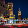 Venetian Light Trails