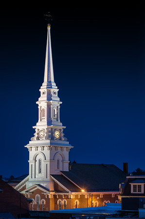 Chuch in Portsmouth NH