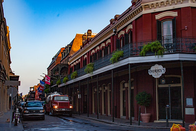 French Quarter Morning