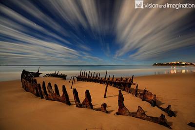 Night Rider SS Dicky  Dicky Beach - Calundra QLD - AUSTRALIA