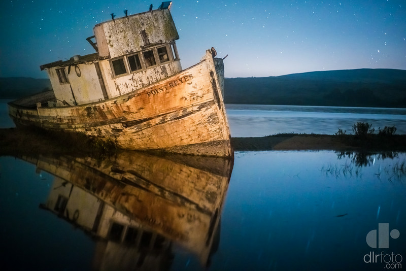 S.S. Point Reyes - Tomales Bay/Marin County, CA