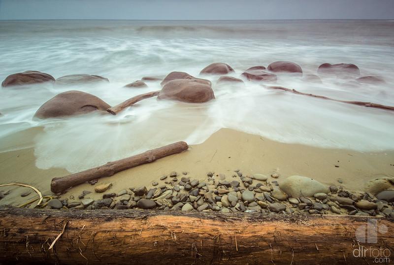 Schooner Gulch State Beach - Mendocino County, CA