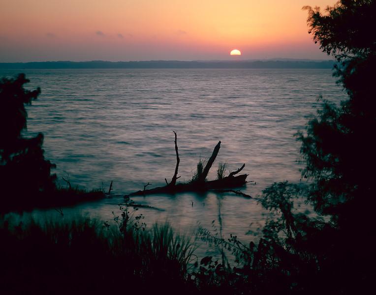 Peeking Sunrise