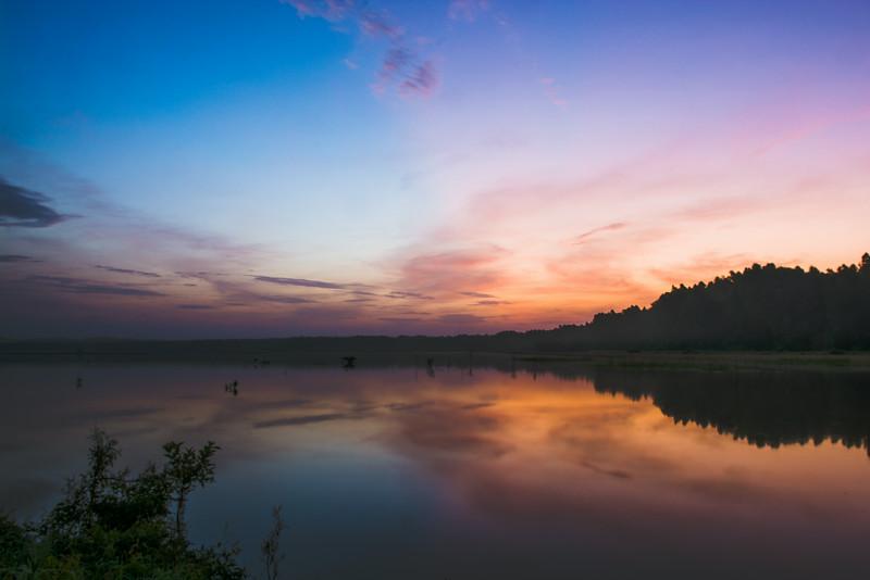 Dawn At St. Catherine Creek NWR