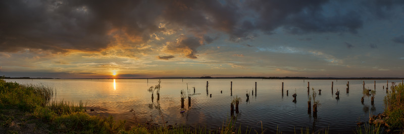 Safe Harbor Sunset