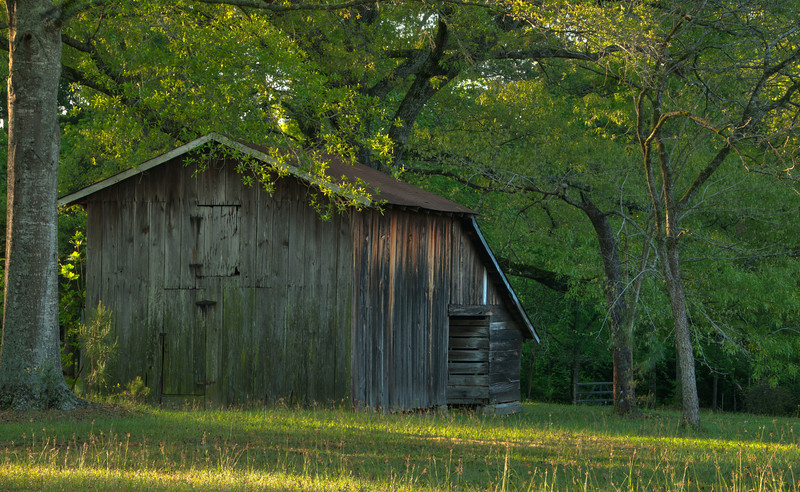 Barn In Byram Mississippi