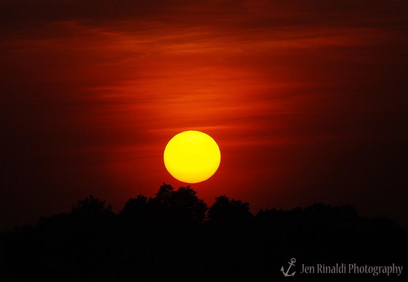 Sunset 5/2307