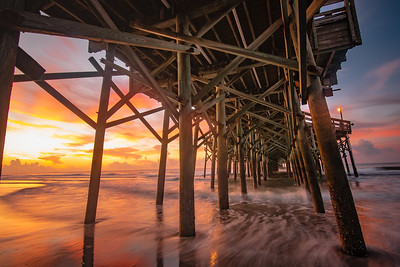 Apache Pier, Myrtle Beach, South Carolina