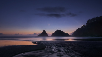heceta night