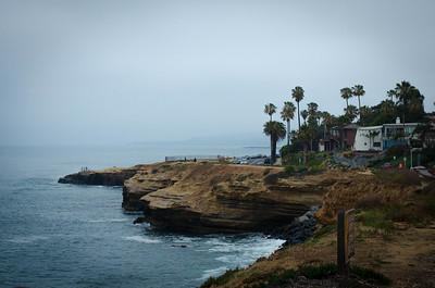 San Diego Fog