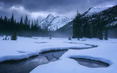 incipient winter