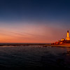 Point Lonsdale lighthouse sunrise.