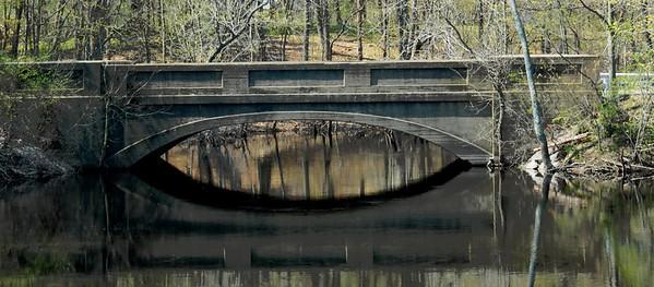 Bridge on Ipswich River