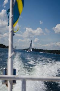 Charter Boat To Sandhem