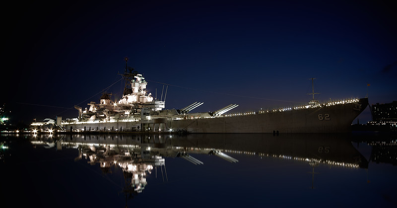 The Battleship New Jersey