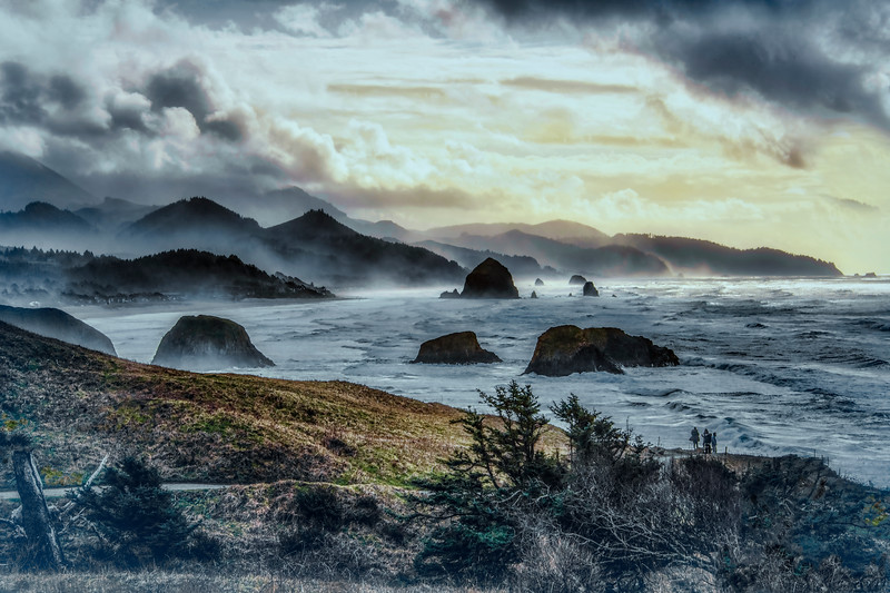 View South from Ecola (4SM)