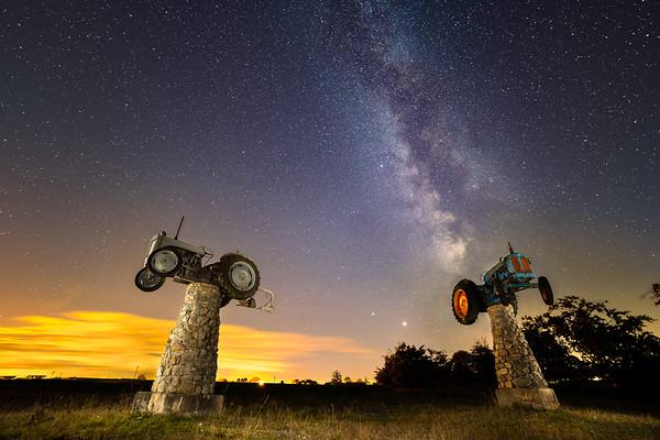 Screggan Milky Way