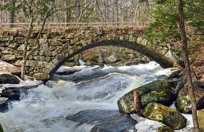 Stone Bridge Hillsborough NH