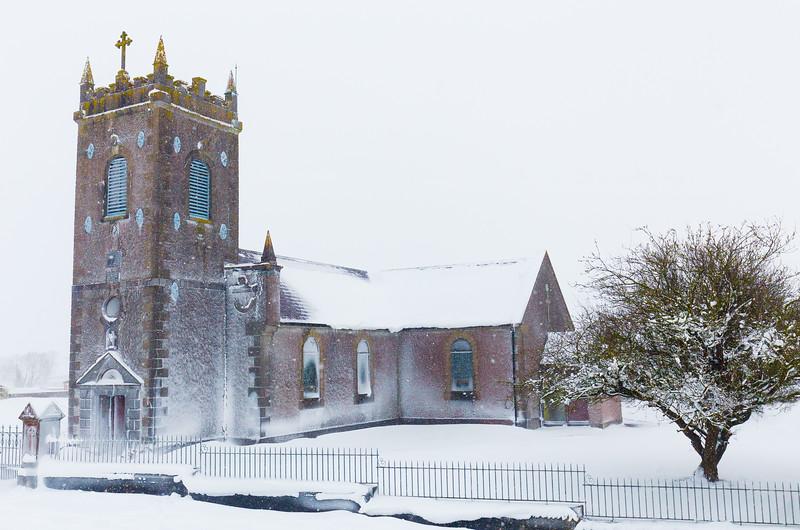 Kilclonfert Church