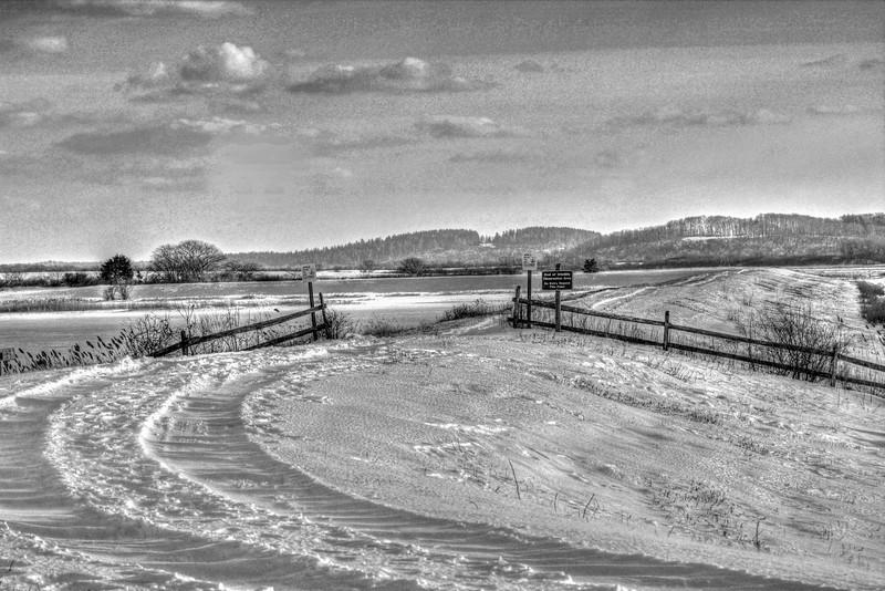 Winter at Plum Island