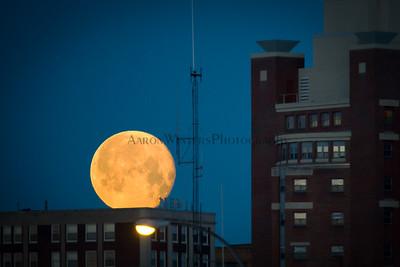 Moon Over Midtown