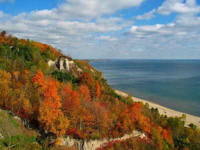 Canada's Autumn Pallet