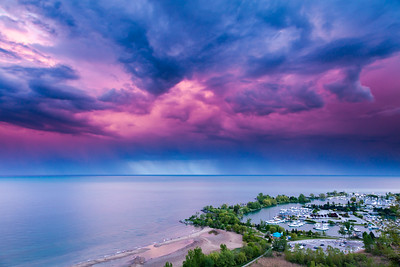 Bluffs Storm