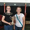 2017 Pre-Congress Pairs winners - Rowena Clow & Claire Robinson