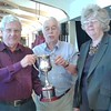 2016 B Final Teams winners - Bill Wattleworth, Liz Wattleworth, Veronica Petrie, Andrew Petrie