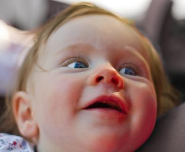 I Love You Mummy! - Scarlett (5 Months Old)