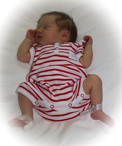 Scarlett Amelie Winton 3 Days Old